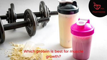protein is the best for muscle growth
