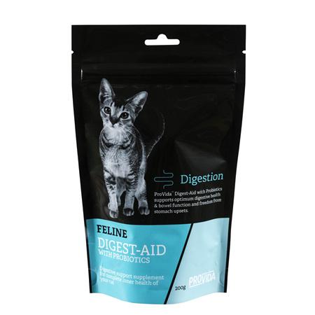 Provida  Feline - DigestAid with Probiotics