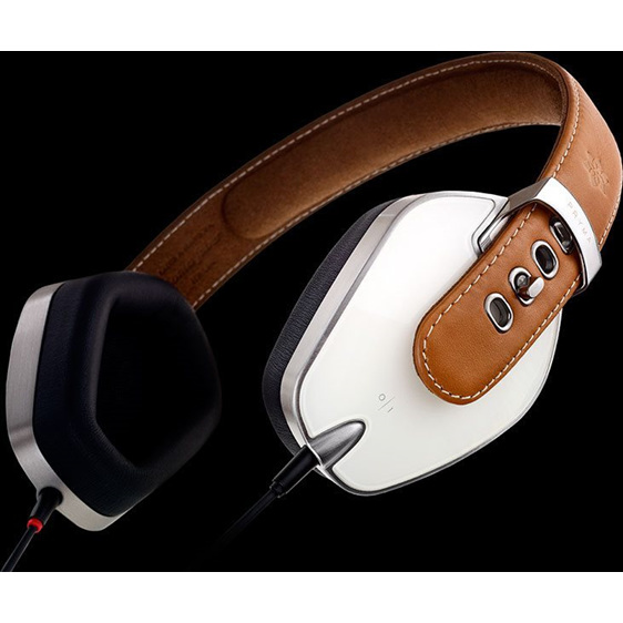 Pryma headphones by Sonus faber in Coffee and Cream from Totally Wired