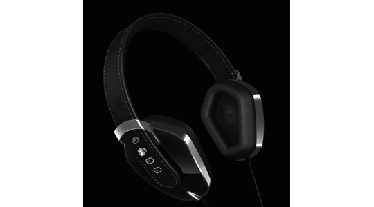 Pryma headphones by Sonus faber in Pure Black from Totally Wired