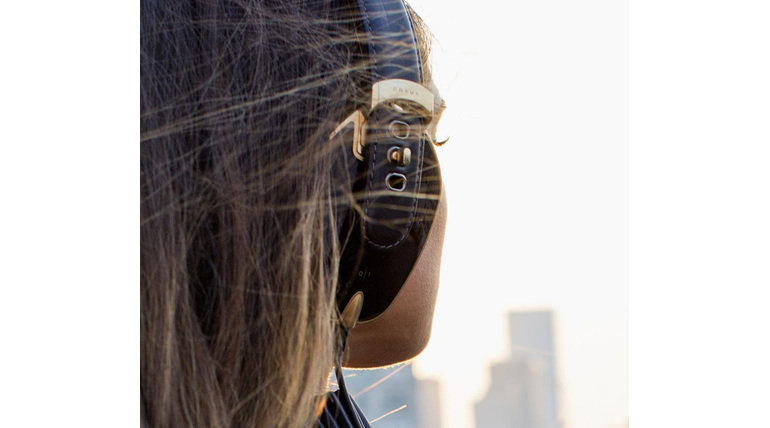 Pryma Headphones by Sonus faber in Rose Gold from Totally Wired