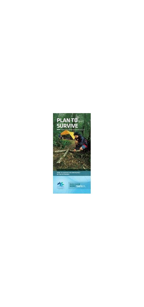 PTSP - Plan to Survive Pamphlet