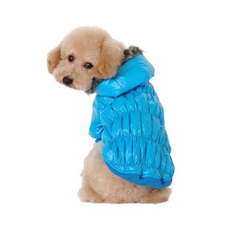 Puffer Jacket - Blue