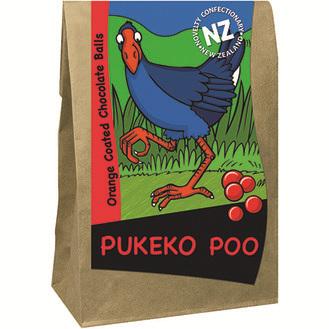 Pukeko Poo Sweets 110g