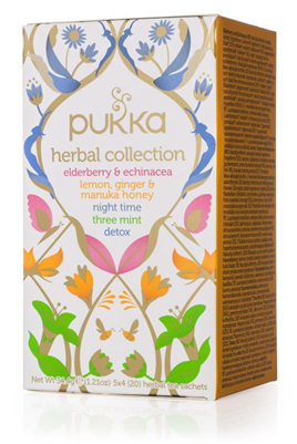 Pukka Tea - Herbal Collection 20 Tea Bags