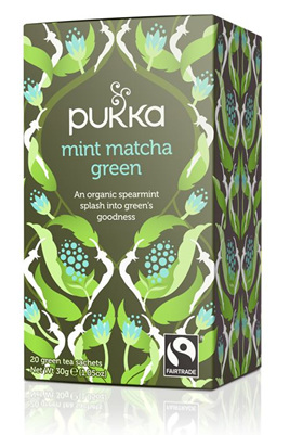 Pukka Tea - Mint Matcha Green 20 Tea Bags