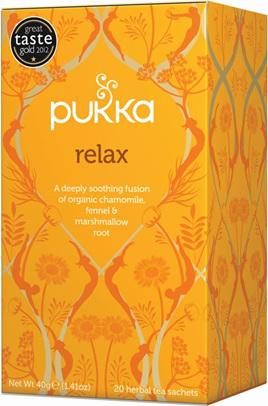 Pukka Tea - Relax - 20 Tea Bags