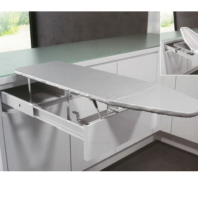 Drawer Pull-Out Ironing Board