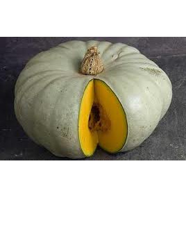 Pumpkin Grey Crown Certified Organic 1kg