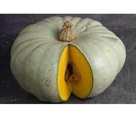 Pumpkin Grey Crown Certified Organic Approx 1kg