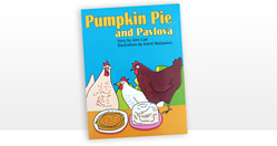 Pumpkin Pie and Pavlova - six copies