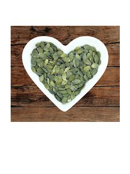 Pumpkin Seeds Raw Organic Approx 100g