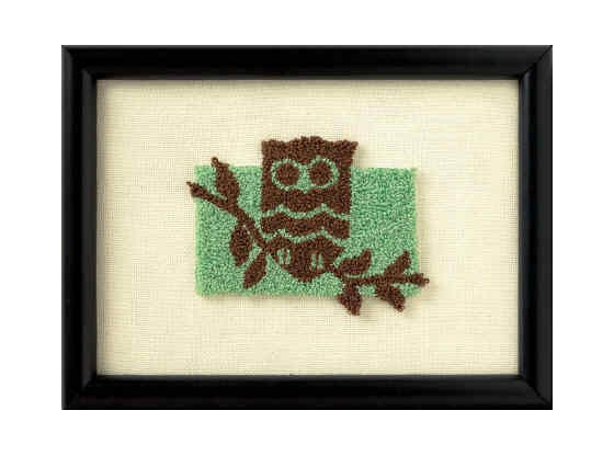 Punch Needle Kit - Owl