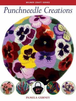 Punchneedle Creations by Pamela Gurney (Last Copy)
