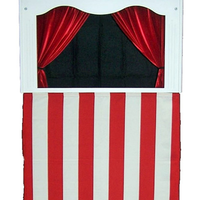 Puppet Theatre - Ticket Booth