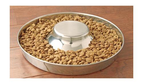 Puppy Flying Saucer Feeding Bowl 26cm