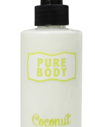 PURE BODY-BODY LOTION-COCONUT & LIME