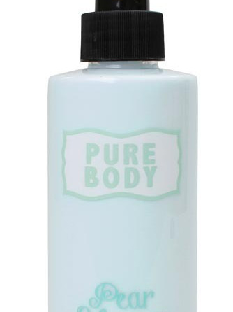 PURE BODY-BODY LOTION-PEAR BLOSSOM