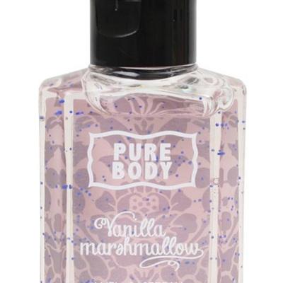 PURE BODY-HAND SANITISER-VANILLA MARSHMALLO