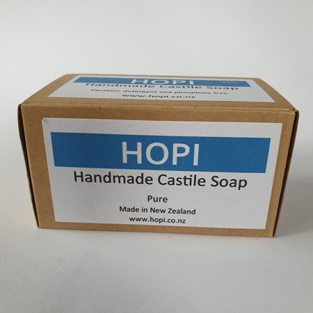 Pure Castile Bar for People with Sensitive Skin