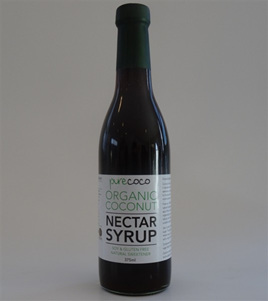 Pure Coco Coconut Nectar Syrup 375ml