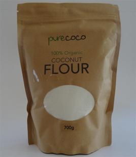 Pure Coco Organic Coconut Flour 700g