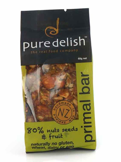 Pure Delish Primal Bar 60gm