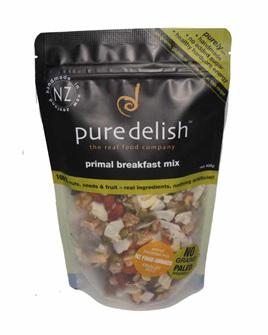Pure Delish Primal Breakfast Mix 400g