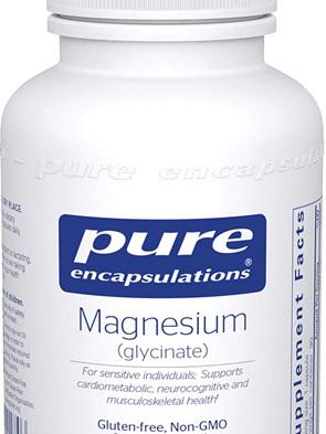 Pure Encapsulation Magnesium Glycinate