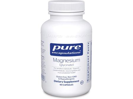Pure Encapsulation Magnesium Glycinate 90c
