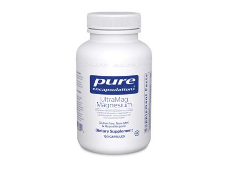 Pure Encapsulation UltraMag Magnesium 120 Capsules