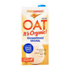 Pure Harvest Oat Milk 1L