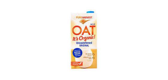 Pure Harvest Oat Milk 1L