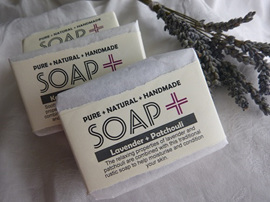 pure natural handmade soap made in nz