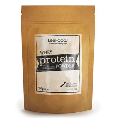 Pure NZ Whey Protein Powder (Natural Vanilla) - 500g