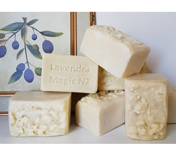 pure olive oil soap by lavender magic