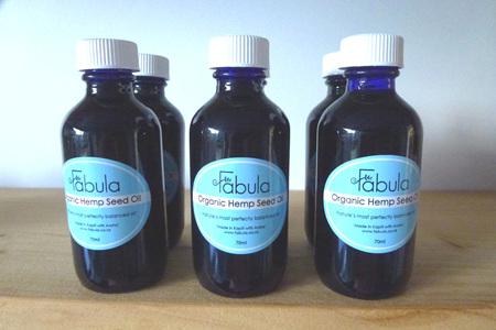 Pure Organic Hemp Oil