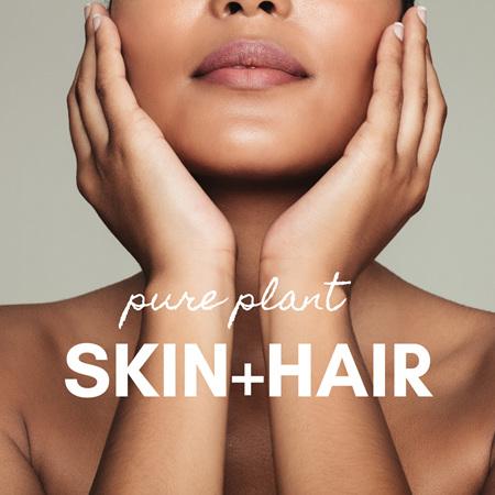 Pure Plant Skin + Hair