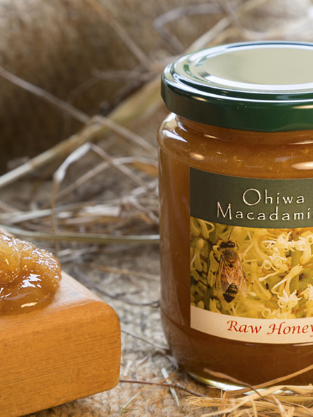 Pure Raw Macadamia Honey - 300g