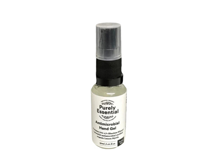 Purely Essential Antimicrobial  Hand gel