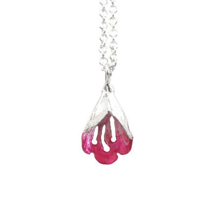 Puriri Flower Necklace