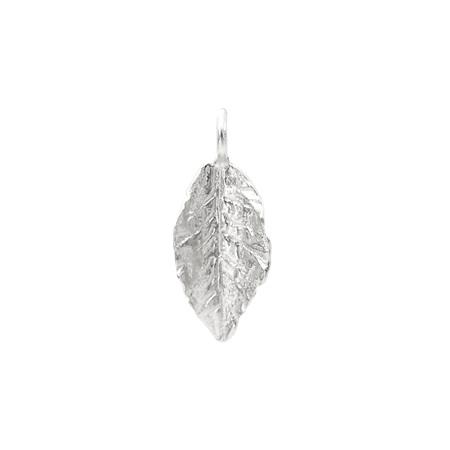 Puriri Leaf Charm
