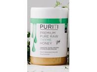 Puriti Premium Pure raw THYME Honey
