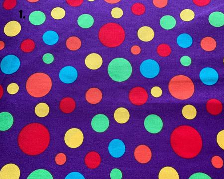 Purple Fabric Tones Lot 2