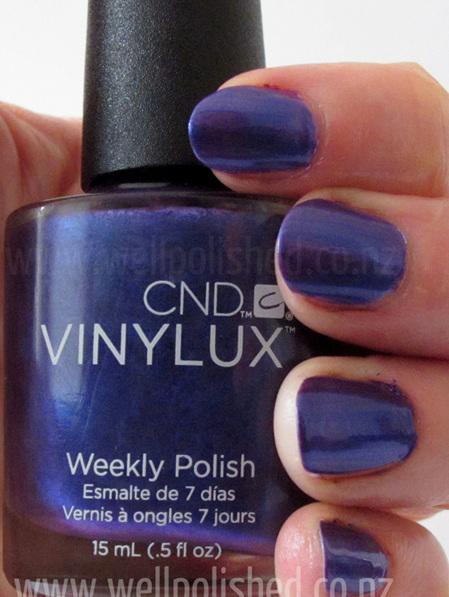 Purple Purple Vinylux