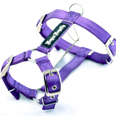 SupaTuff Slimline Purple Harness