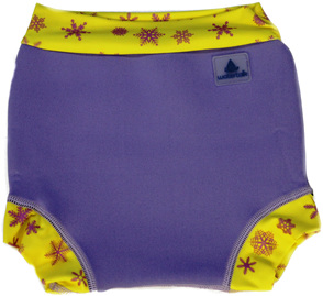 Purple/Yellow Star (XL)