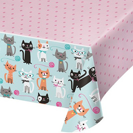 Purrfect tablecover