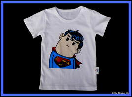 """Puzzled Superman!"""