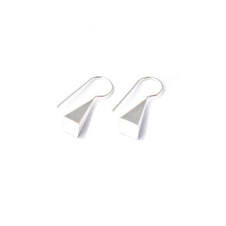 Pyramid Earrings - Mini